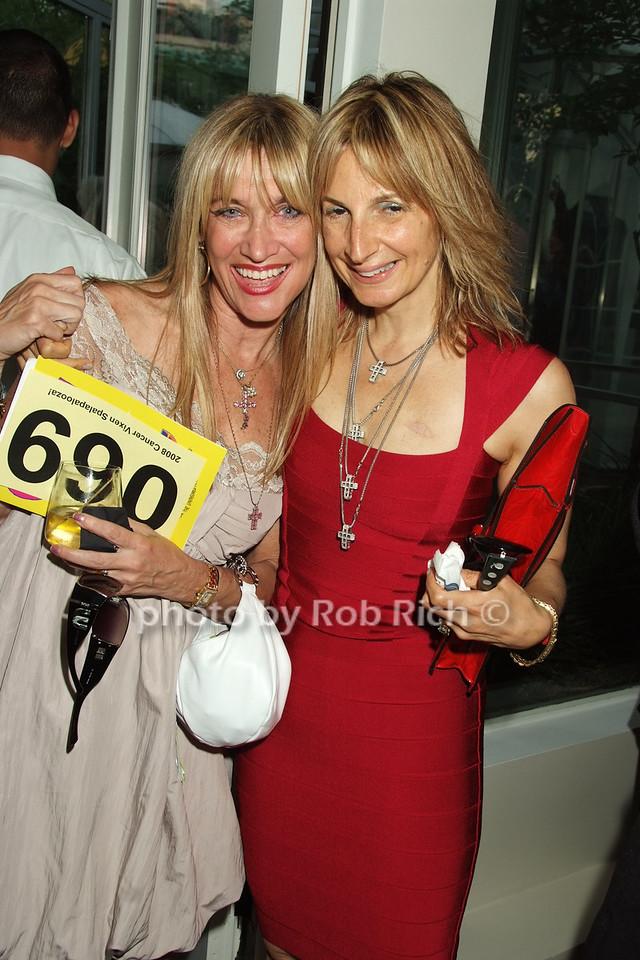 Fay Zinger,  Marisa Acocella Marchetto photo by Rob Rich © 2008 robwayne1@aol.com 516-676-3939