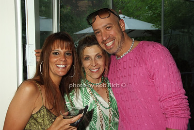 Dina Catullo, Pamela Cromhard,Robert Verdi photo by Rob Rich © 2008 robwayne1@aol.com 516-676-3939