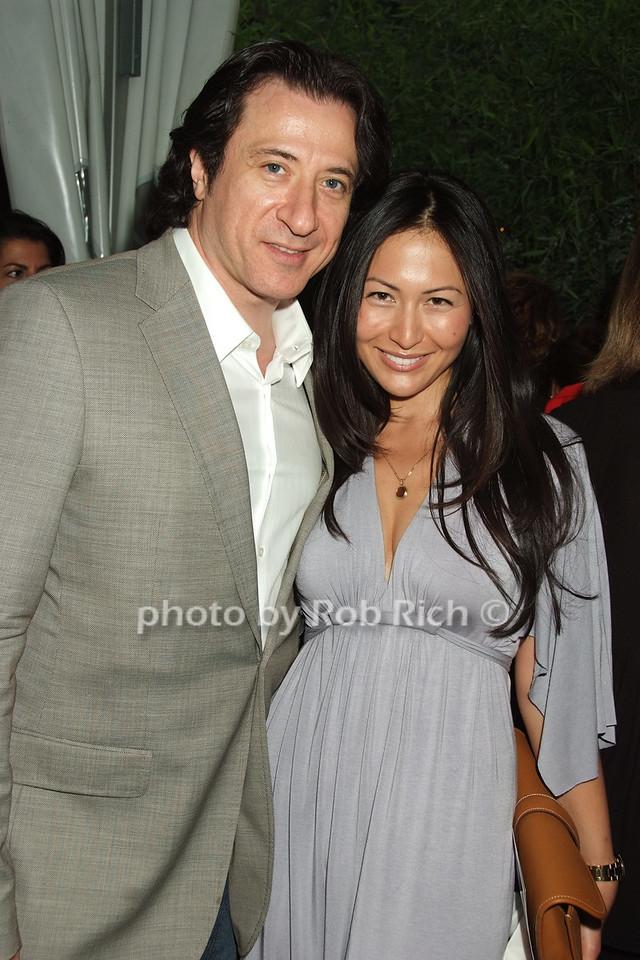 Frederico Castelluccio, Nicole Seidel photo by Rob Rich © 2008 robwayne1@aol.com 516-676-3939