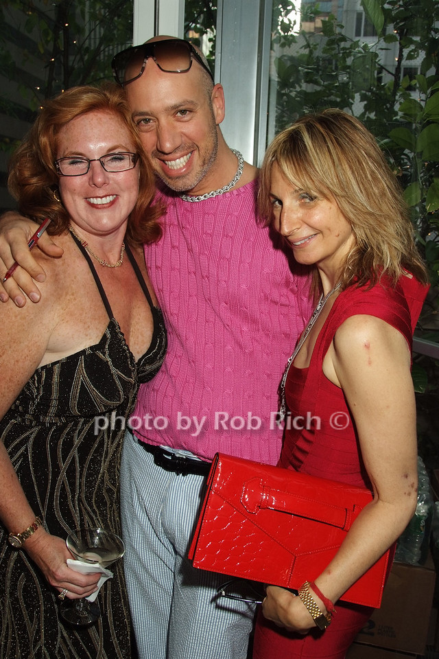 Kelly DeMarco, Robert Verdi,  Marisa Acocella Marchetto