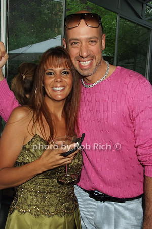 Dina Catullo, Robert Verdi photo by Rob Rich © 2008 robwayne1@aol.com 516-676-3939