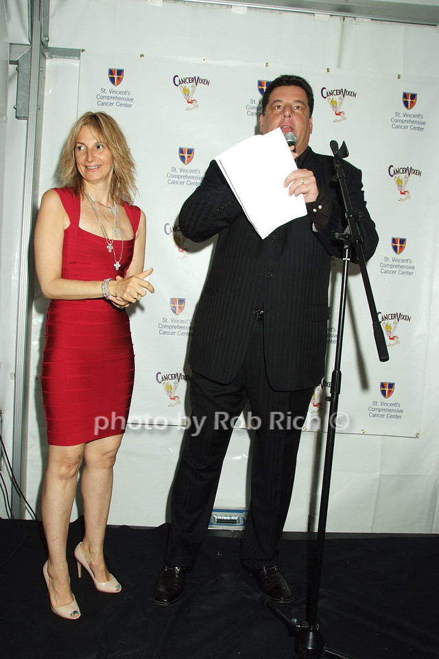 Marisa Acocella Marchetto, Steve Schrippa