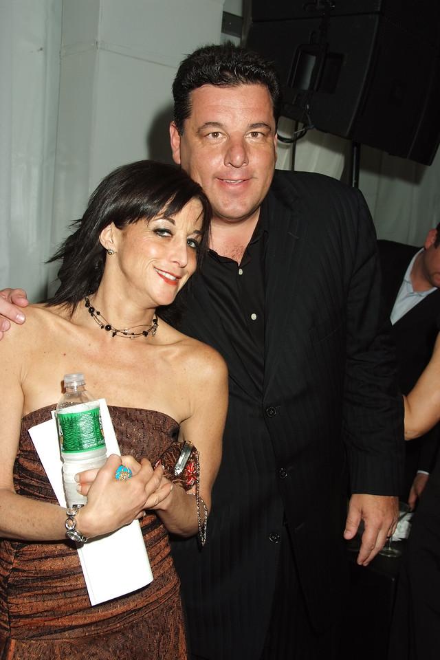 Stacy Prince, Steve Schrippa photo by Rob Rich © 2008 robwayne1@aol.com 516-676-3939