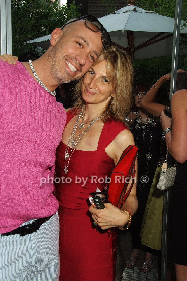 Robert Verdi, Marisa Acocella Marchetto