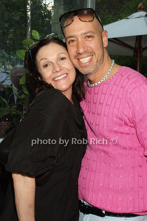 Leslie Stevens, Robert Verdi photo by Rob Rich © 2008 robwayne1@aol.com 516-676-3939