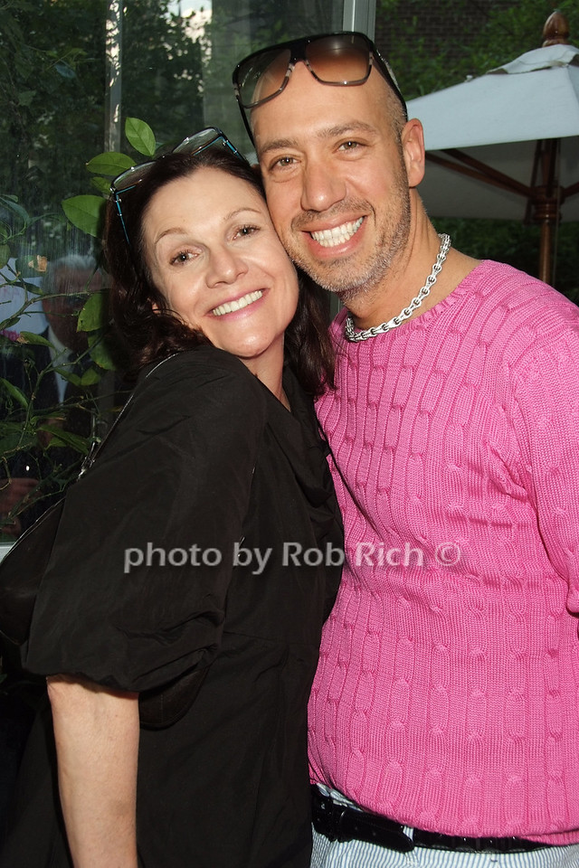 Leslie Stevens, Robert Verdi photo by Rob Rich © 2008 robwayne1@aol.com 516-676-3939