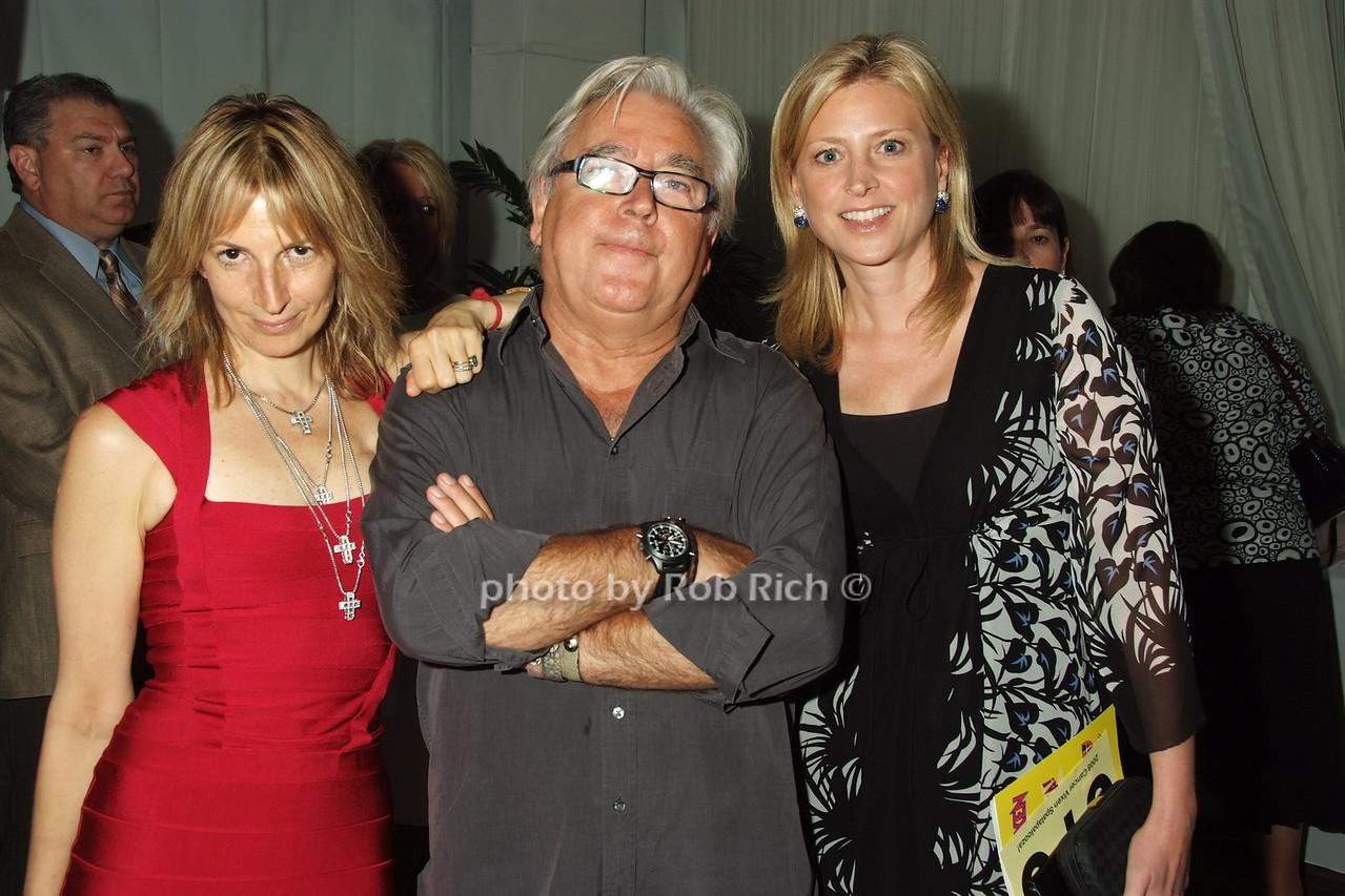 Marisa Acocella Marchetto, DaSilvano Marchetto, Cynthia Lufkin photo by Rob Rich © 2008 robwayne1@aol.com 516-676-3939