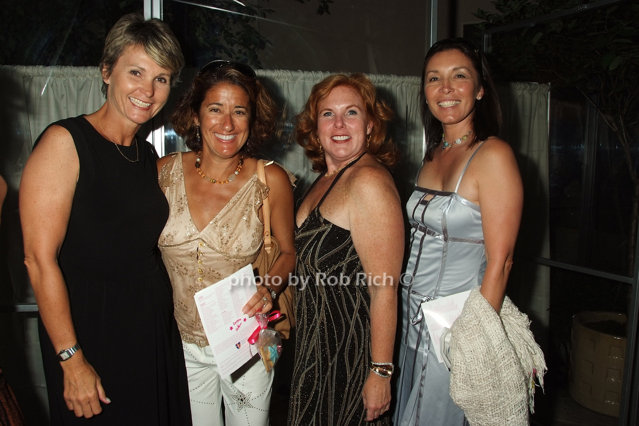 Sara McHugh, Barb Savaitis, Kelly DeMarco, Slim Parnell