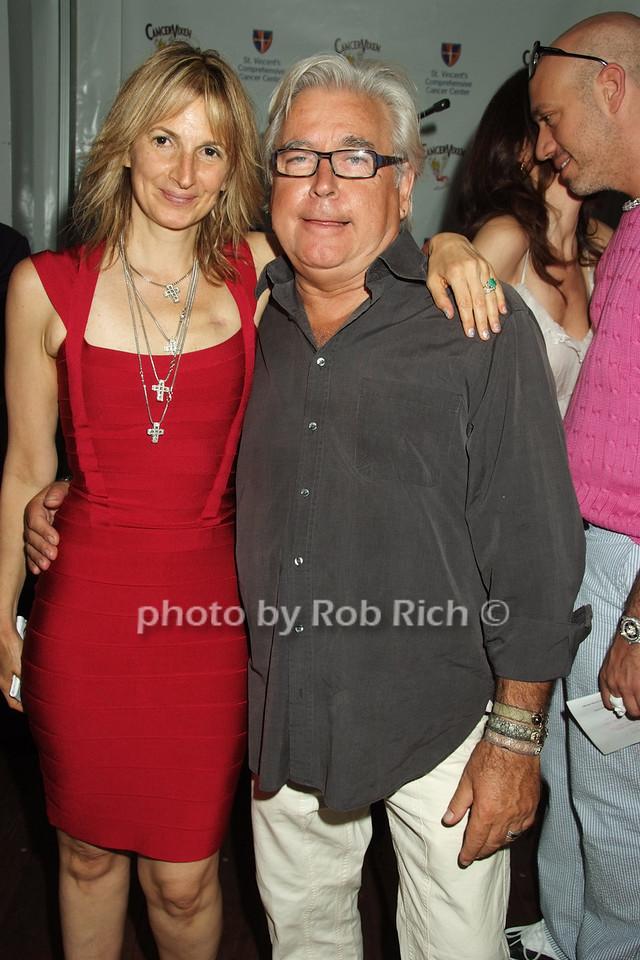 Marisa Acocella Marchetto, DaSilvano Marchetto photo by Rob Rich © 2008 robwayne1@aol.com 516-676-3939