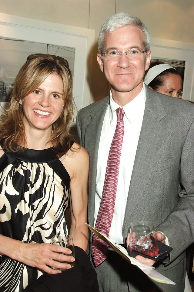 Jennifer Mann, David Weinstein photo by Rob Rich © 2008 robwayne1@aol.com 516-676-3939