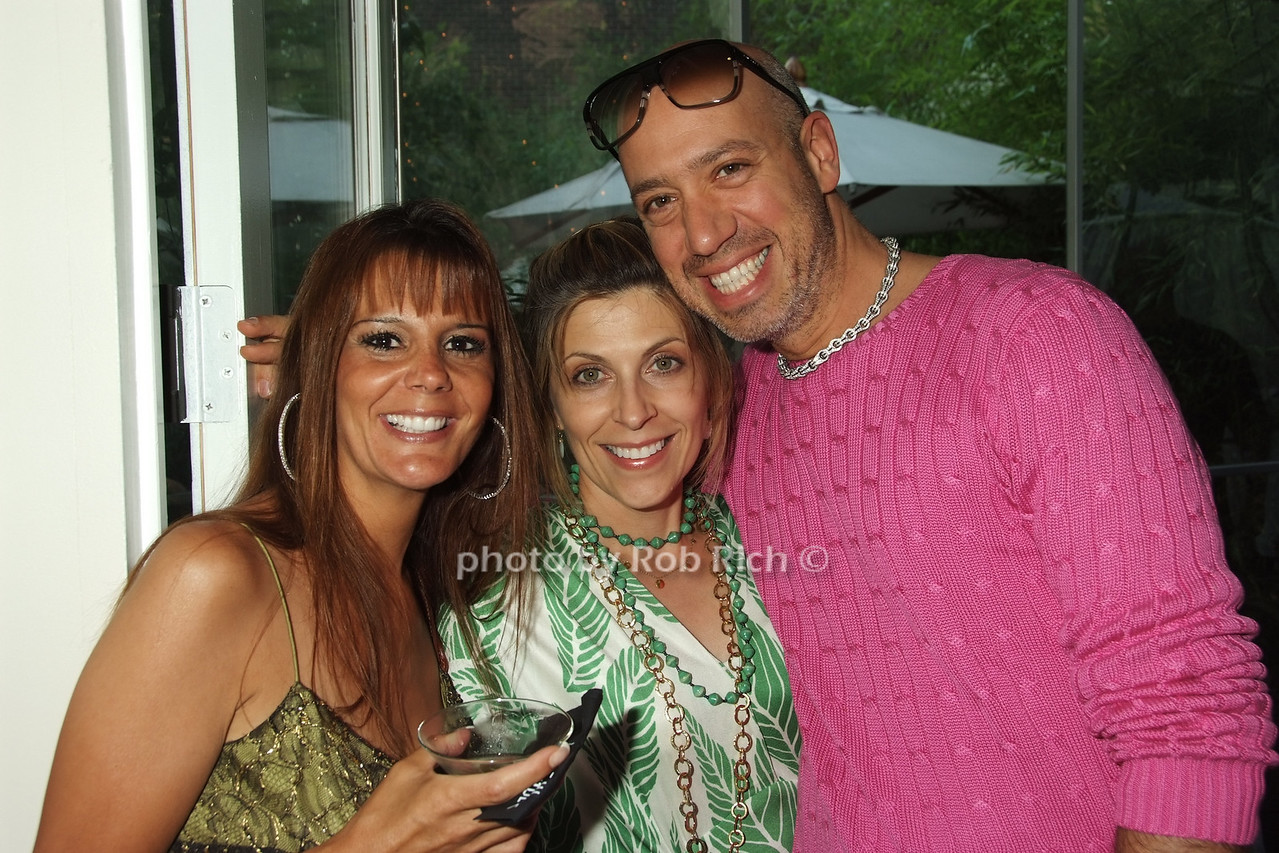 Dina Catullo, Pamela Cromhard,Robert Verdi