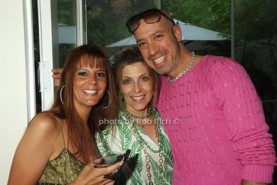 Dina Catullo, Pamela Cromhard,Robert Verdi photo by Rob Rich © 2008 robwayne1@aol.com 516-676-3939