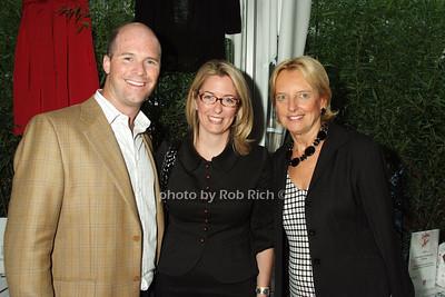 RJ Luth, Catherine Callagy, Bernadette Kingham photo by Rob Rich © 2008 robwayne1@aol.com 516-676-3939