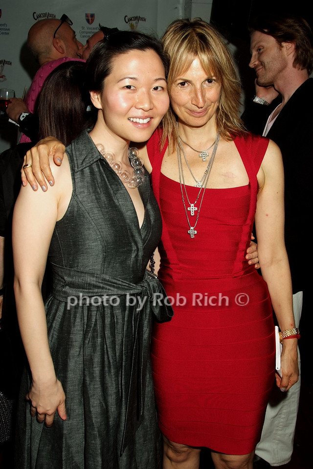 Sara Park, Marisa Acocella Marchetto