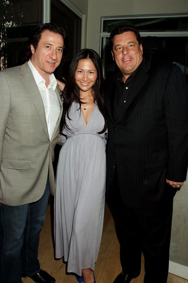 Frederico Castelluccio, Nicole Seidel, Steve Schrippa photo by Rob Rich © 2008 robwayne1@aol.com 516-676-3939
