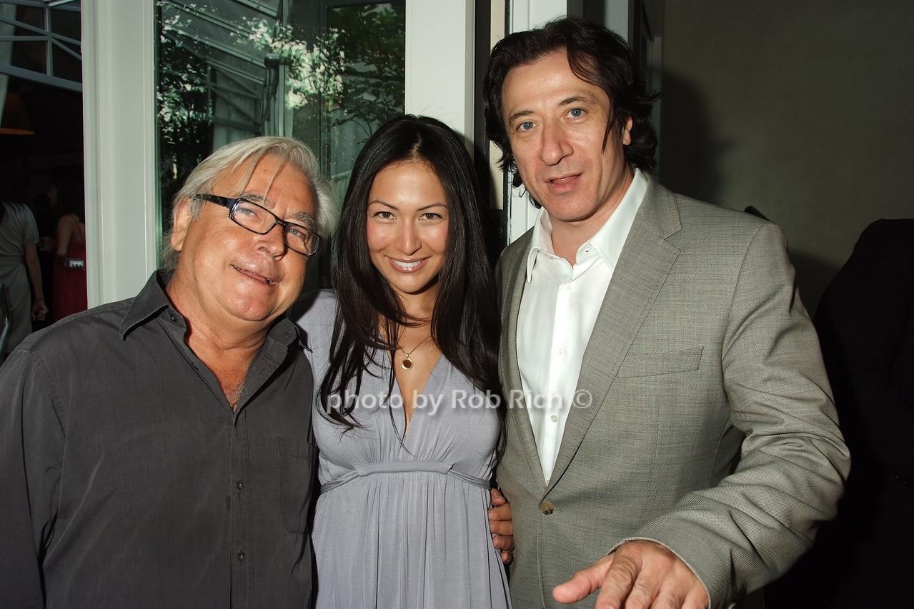 Silvano Marchetto, Nicole Seidel, Federico Castellucci photo by Rob Rich © 2008 robwayne1@aol.com 516-676-3939