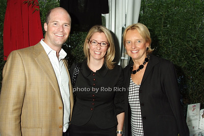 RJ Luth, Catherine Callagy, Bernadette Kingham photo by Rob Rich © 2008 robwayne1@aol.com 516-676-3939
