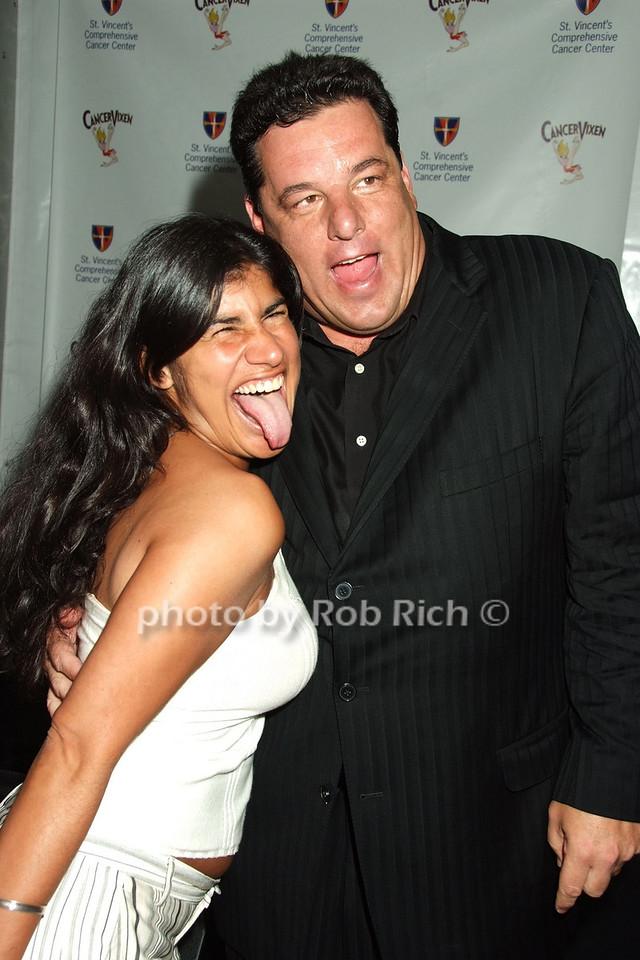 Billie Jo, Steve Schrippa photo by Rob Rich © 2008 robwayne1@aol.com 516-676-3939