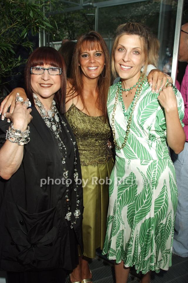 Shelly Bromfield, Dina Catullo,Pamela Bromhard photo by Rob Rich © 2008 robwayne1@aol.com 516-676-3939
