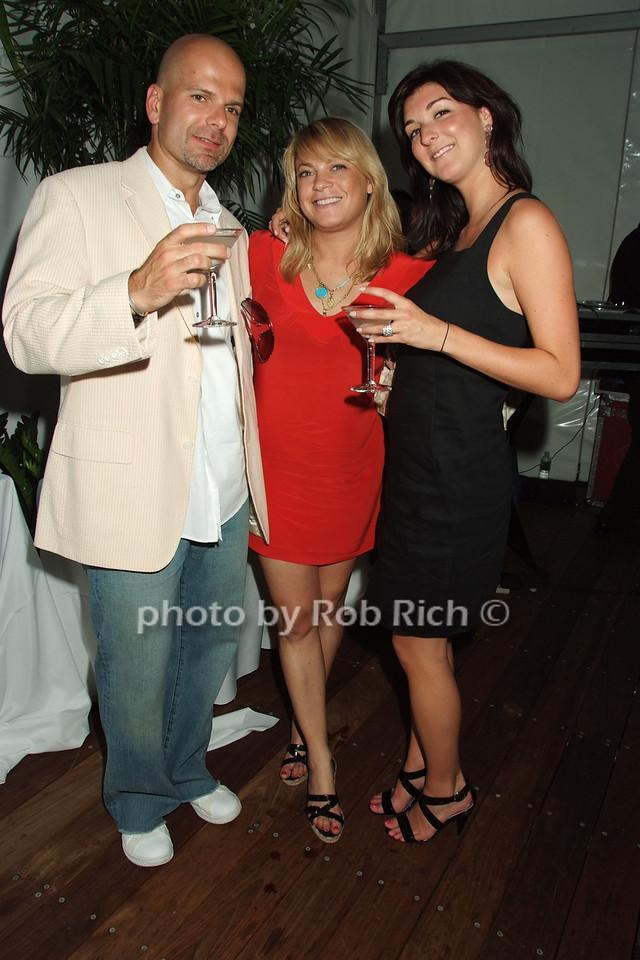 Vincent Gubinn, Jennifer Blum, Kristina Olsen photo by Rob Rich © 2008 robwayne1@aol.com 516-676-3939