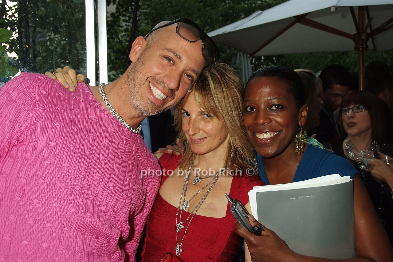 Robert Verdi, Marisa Acocella Marchetto, Jodi Doherty