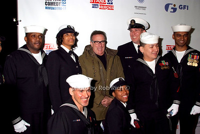 Robin Williams, Members of the US Armed Forces