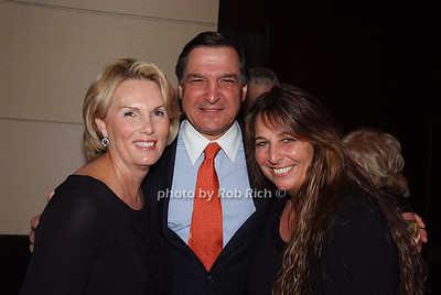 Patty Arnone, Bill Arnone, Trish Bleier
