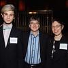 Chris Baronavsky, Cathy Renna, Jeannette Kossuth