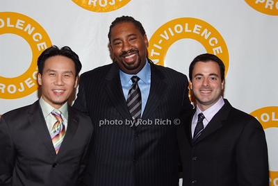 B.D. Wong, Clarence Patton, Rich Palermo