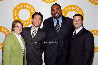 Deborah Glick,B.D. Wong, Clarence Patton, Rich Palermo