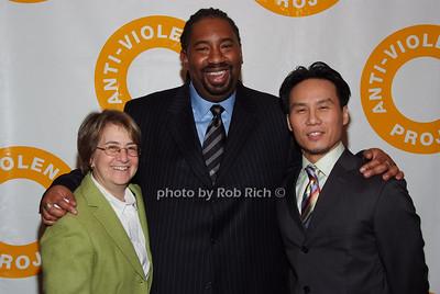 Deborah Glick ,Clarence Patton, B.D. Wong