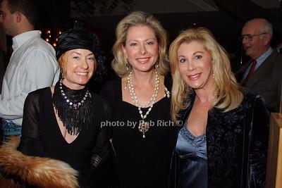 Robin Cofer, Pamela Morgan, Michelle Walker