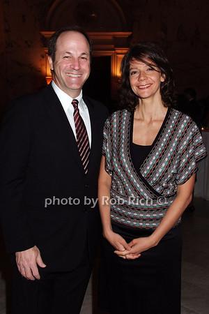 Neil Cole, Anita Durst (honorees) photo by Rob Rich © 2008 robwayne1@aol.com 516-676-3939