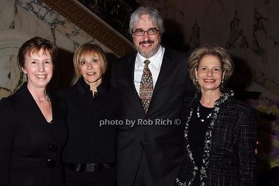 Susan Seigerman, Marilyn Goldberg, Michael Eisenstein, Lynda Eisenstein photo by Rob Rich © 2008 robwayne1@aol.com 516-676-3939