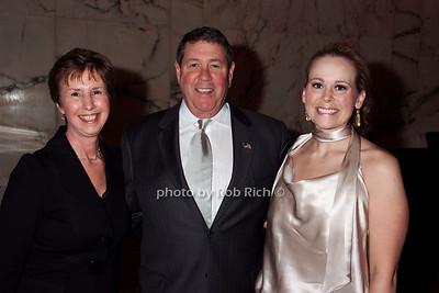 Susan Seigerman, Barry Seigerman, Hailey Craig photo by Rob Rich © 2008 robwayne1@aol.com 516-676-3939