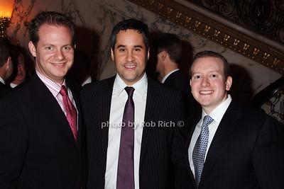 Corey Baker, David Conn, Yehuda Shmidman photo by Rob Rich © 2008 robwayne1@aol.com 516-676-3939