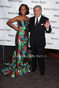 Kerry Washington, Tony Bennett