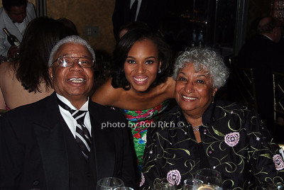 Earl Washington, Kerry Washington, Mrs. Washington