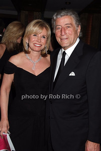 Sharon Bush, Tony Bennett