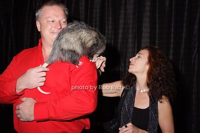 """Rob Yordi, """"Luke""""-Opossum, Susanne Frye"""