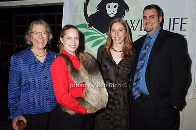 """Laura Hoguet, """"Ellie""""-Sloth, Becky McKeel,Marie Hoguet, Kyle Sundin"""