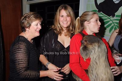 """Debbie Cullman, Kim Cullman, """"Ellie""""-Sloth, Becky McKeel"""