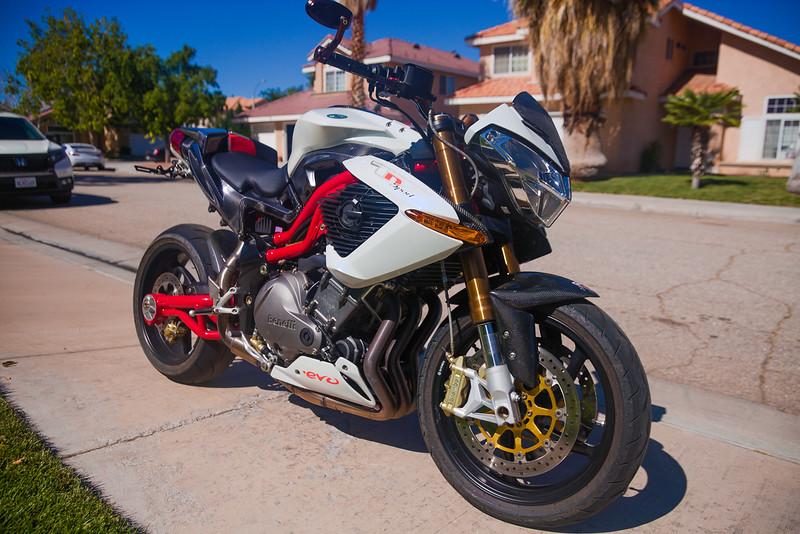 Benelli TNT 1130 Sport Evo -  (1)