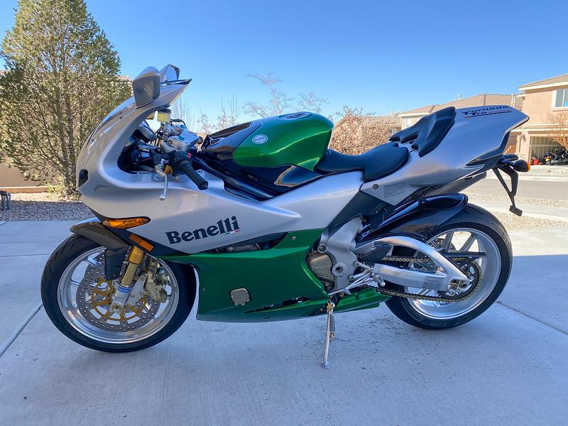 Benelli Tornado Tre Limited Edition -  (1)