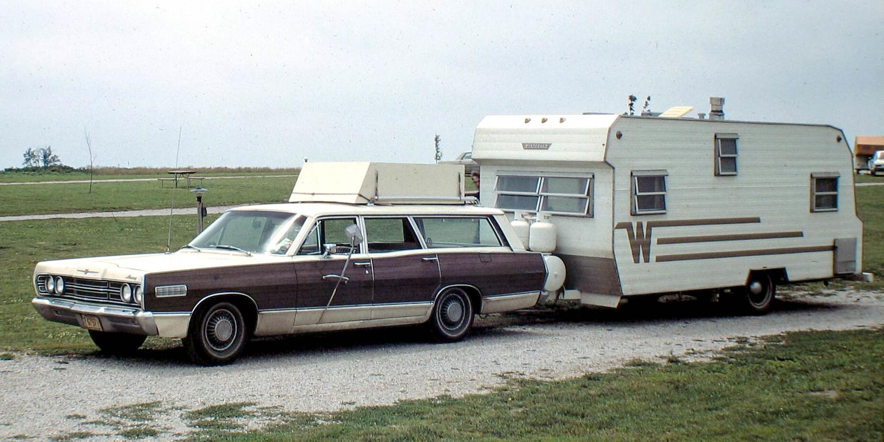 Winnebago trailer