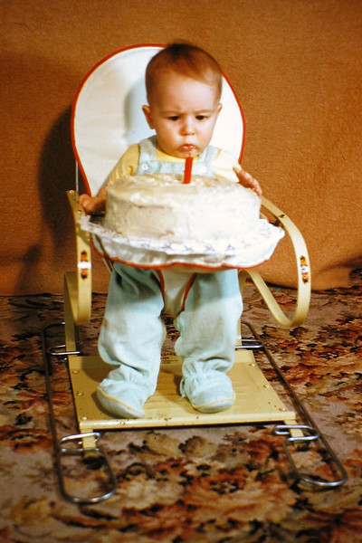 carl 1st birthday