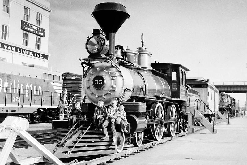 burlington engine 1