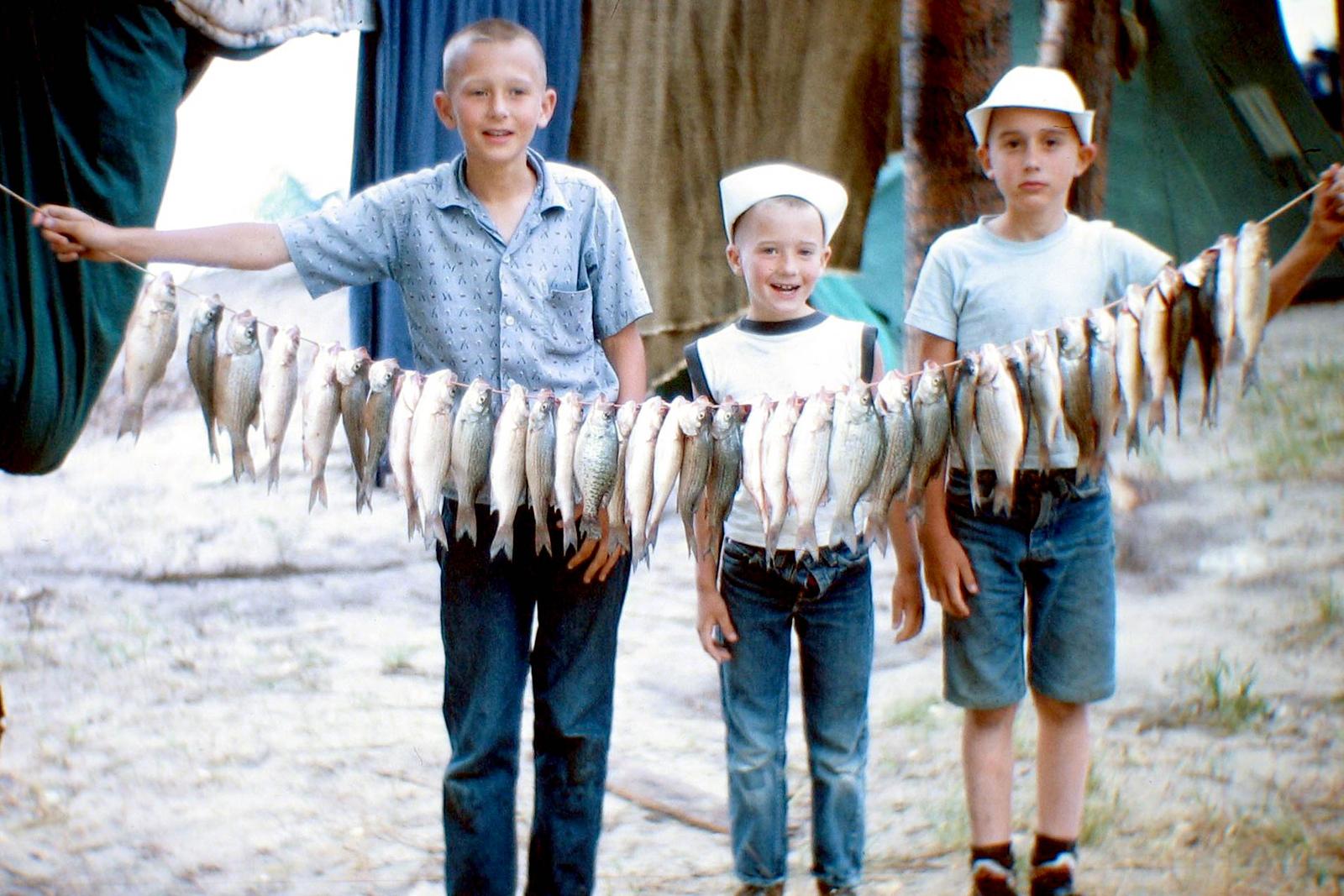 fish johnsons lake