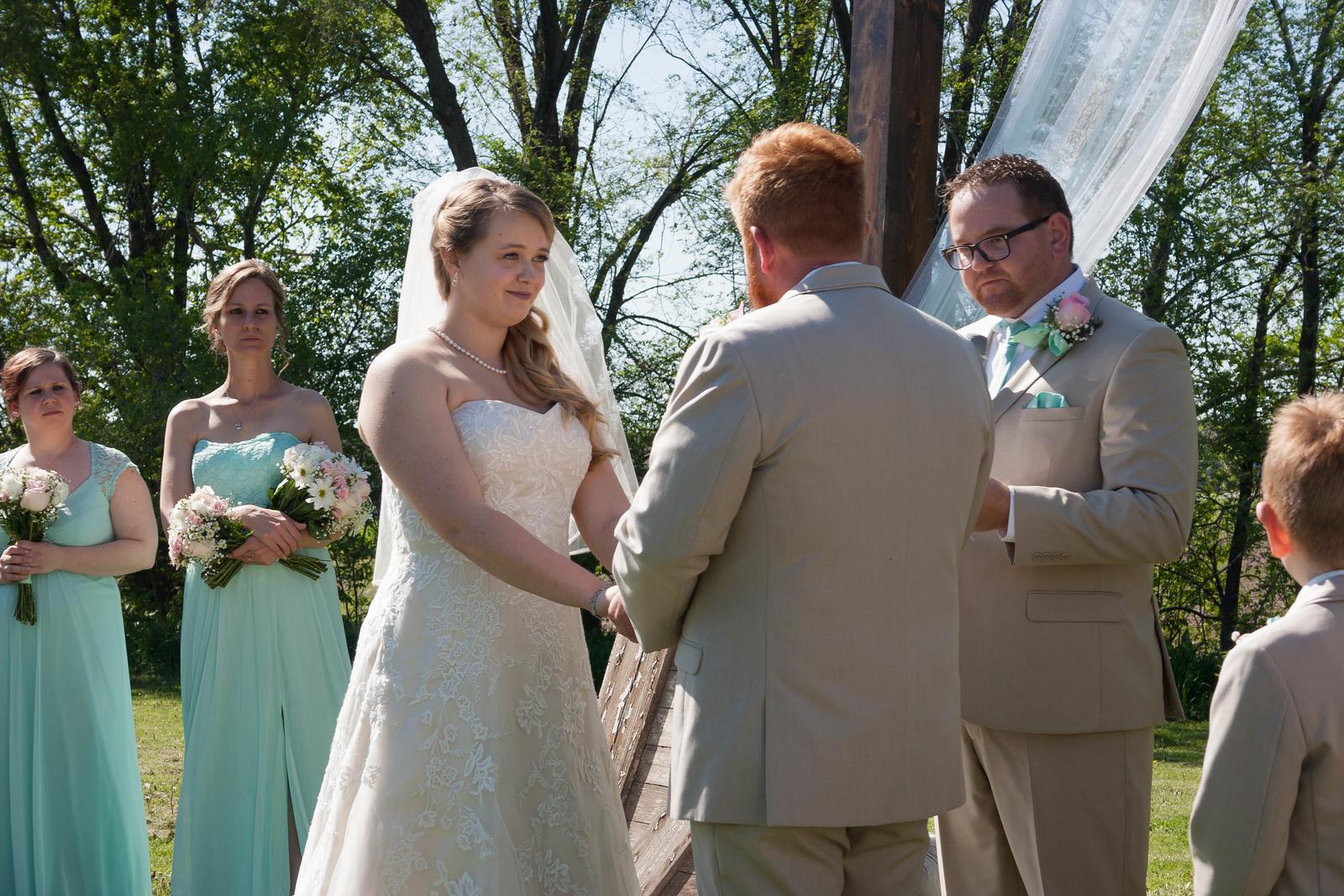 Jenna Kaye Ann Bengtson Daniel John Bulling  May 6, 2017