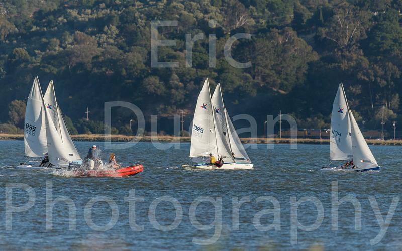 Sail Boat Racing Benincia Friday Night-55